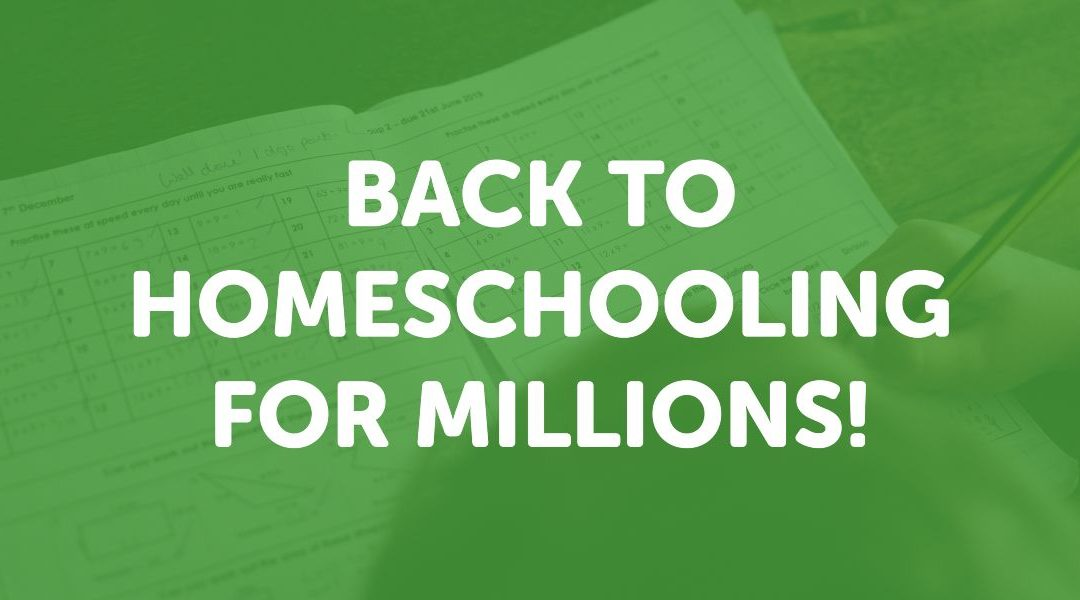 Back to homeschooling – 5 of the best online resources