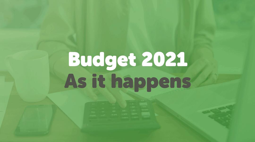 Budget 2021 | Key takeaways